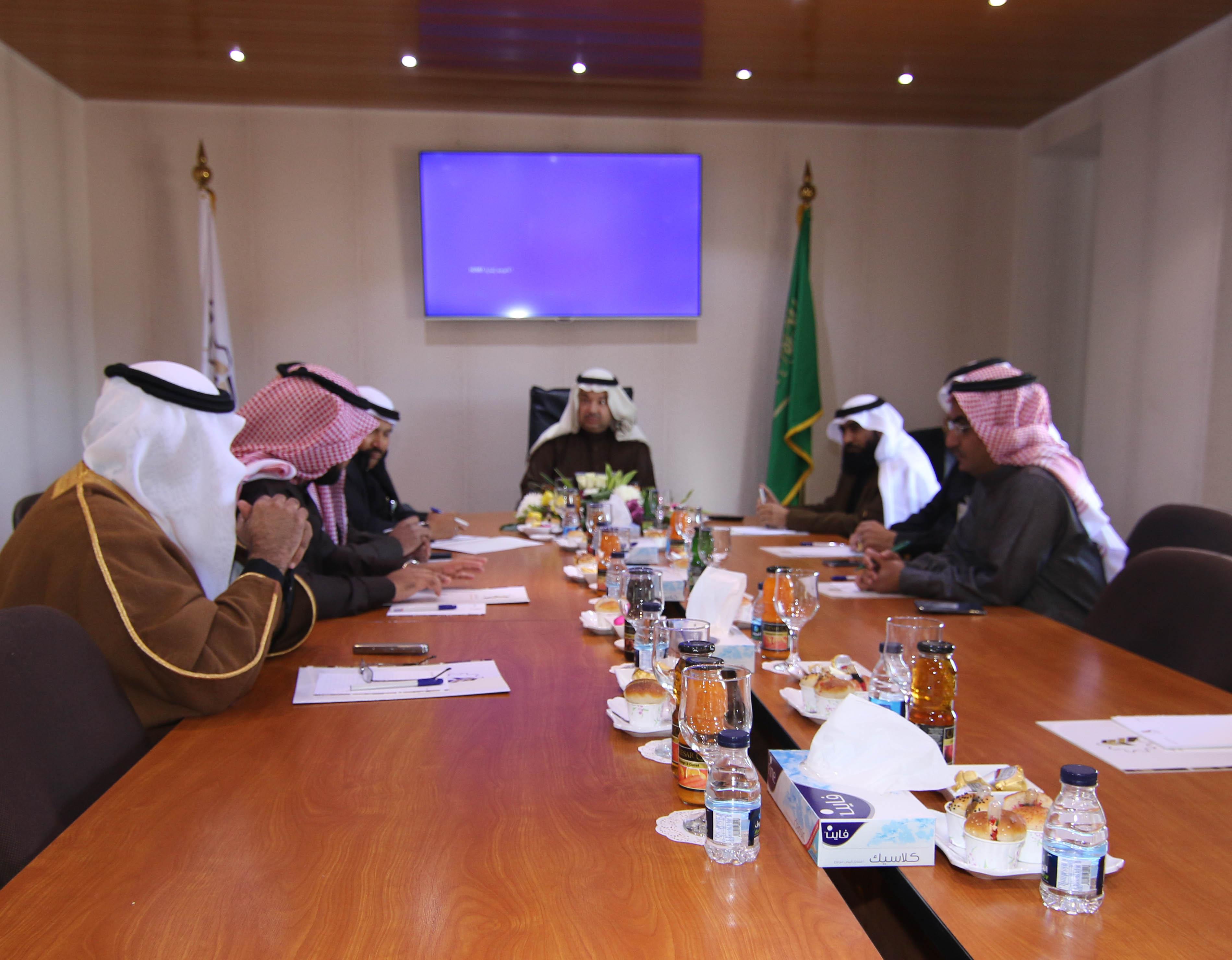 الصندوق التعاوني بالجوف يعقد أولى اجتماعاته
