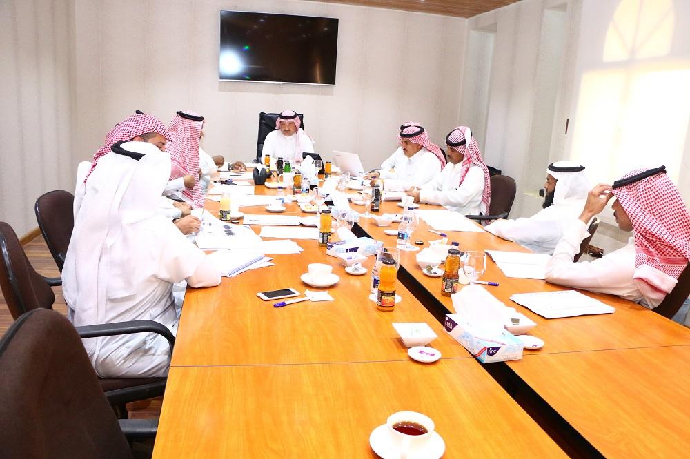 مجلس غرفة الجوف يعقد اجتماعه السادس