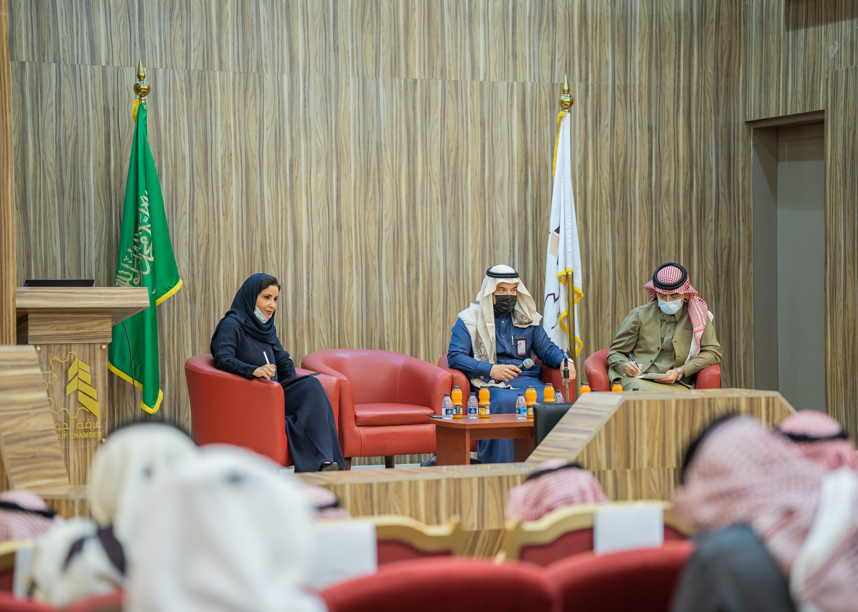 غرفة الجوف تعقد لقاء المستثمرين مع الرئيس التنفيذي لمركز الوطني لتنافسية