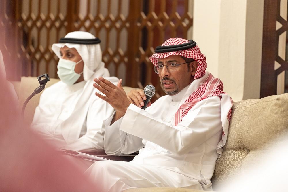 وزير الصناعة والثروة المعدنية: 3 ميز في منطقة الجوف تحفز للاستثمار الصناعي والتعديني فيها